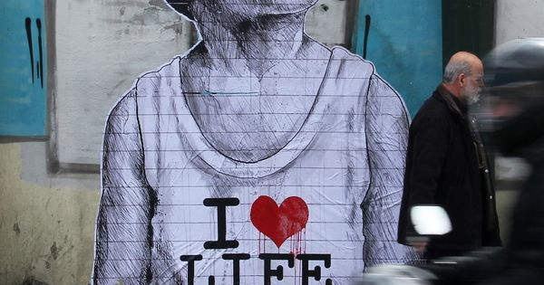 STREET ART UTOPIA » We declare the world as our canvas16 beloved
