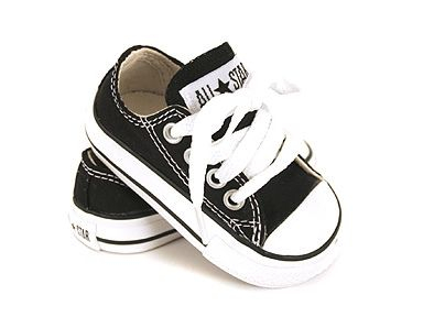 Infant Converse Chuck Taylor Allstars | Baby boy shoes, Boy ...