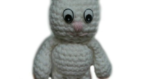Amigurumi To Go Bigfoot Bunny : Little Bigfoot Bunny free Crochet Pattern by Amigurumi To ...