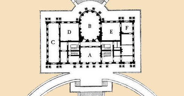Yelagin Palace Floor Plan How To Plan Floor Plans Architectural Floor Plans