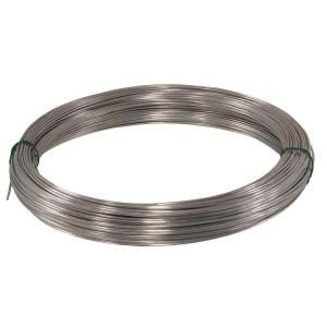 Hillman 100 Ft 150 Lb 12 Gauge Galvanized Wire 122339 Spooky Halloween Decorations Picture Hangers Galvanized