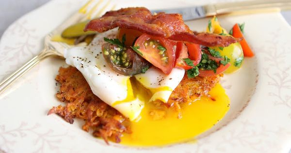 Heirloom tomatoes, Eggs and Brown on Pinterest