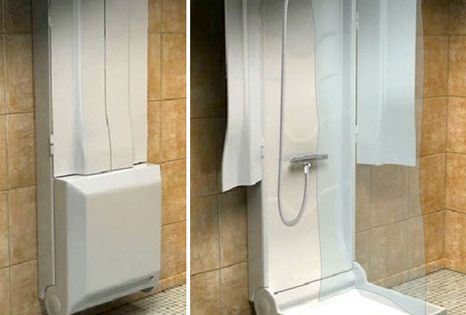 Small Stand Up Shower Ideas Small Shower Bathroom For