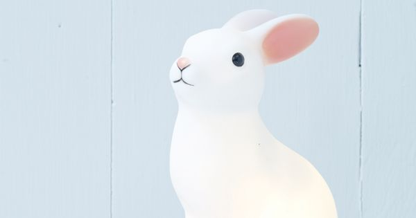 Cute bunny light