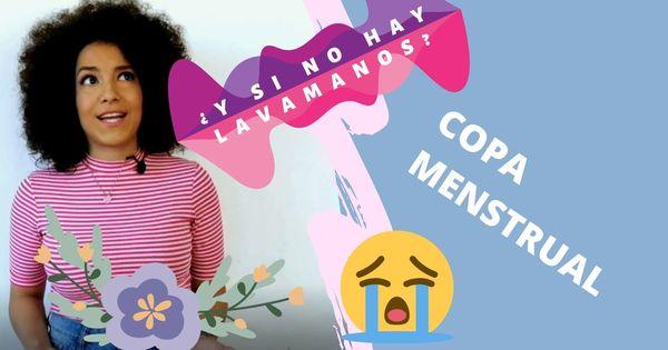 Copa Menstrual Como Poner Copa Menstrual Copa