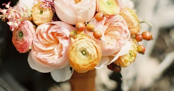 10 Fall Wedding Bouquet Ideas | Apple Brides