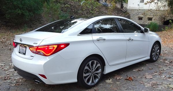 hyundai sonata 2016 video
