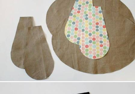 DIY Cute Puppy Pillow DIY Projects | UsefulDIY.com Follow Us on Facebook