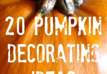 Red Ted Art's Blog » Blog Archive 20 Pumpkin Decorating Ideas »