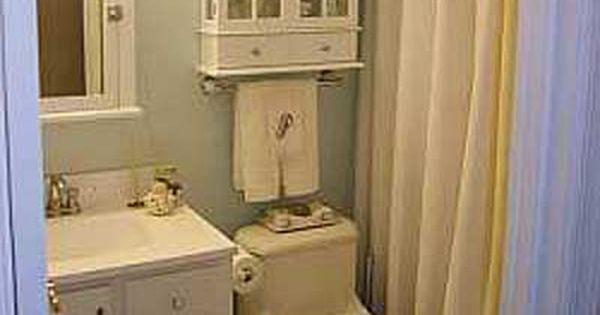 Ideas para decorar un cuarto de ba o peque o decoracion - Decorar un cuarto de bano pequeno ...