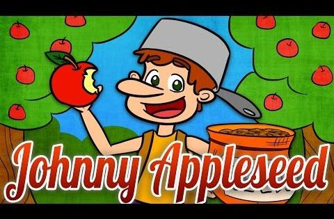 Johnny Appleseed Folk Tale Time A Cool School Folk