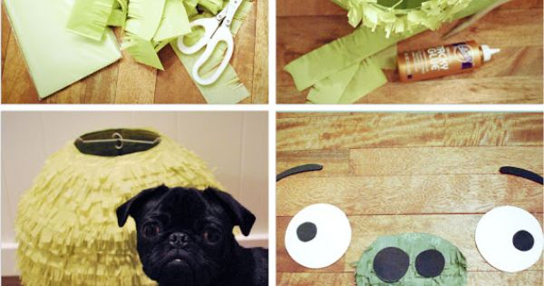 mystics + mint: DIY Angry Bird Pinata | Kids party | Pinterest | Mint ...