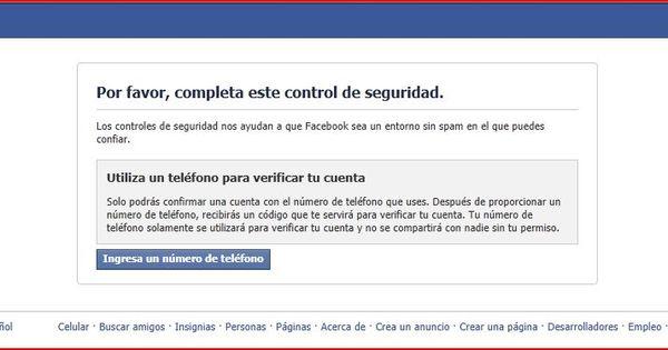 Facebook Te Ha Bloqueado O Inhabilitado La Cuenta Temporalmente Cuentos Facebook Redes Sociales