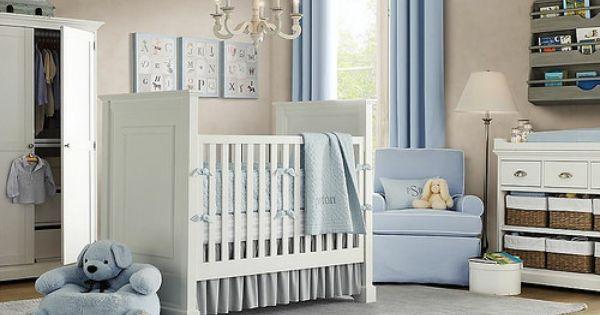 C mo decorar la habitaci n de un beb var n - Como decorar la habitacion de un bebe ...