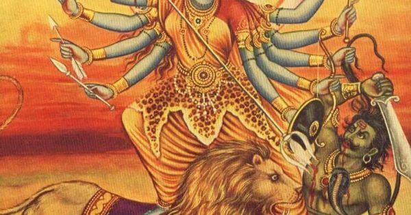 Durga reawaken the remembrance devi pinterest the for Domon remembrance