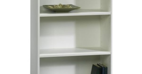 target room essentials 3 shelf bookcase white shelves for book baskets then cover back and. Black Bedroom Furniture Sets. Home Design Ideas