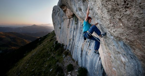 Ed Hamer On Carte Blanche 8a Ceuse Bouldering Climbing Africa
