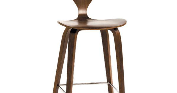 Wishbone Bar Stool   Bar stools, Stool, Walnut stools