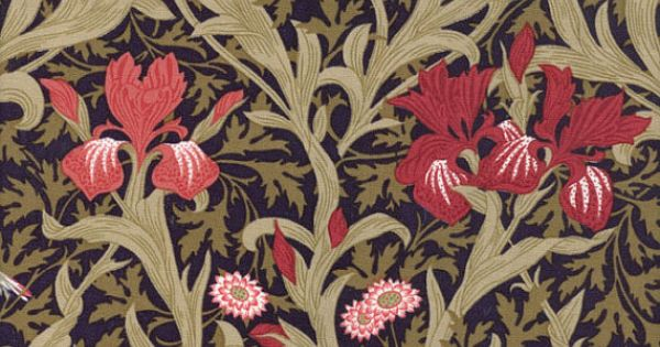 william morris heroes and - photo #21