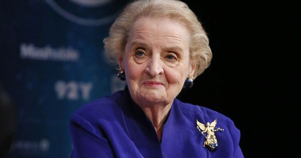 Trump can learn about North Korea talks from Albright