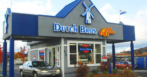 Drive Thru Coffee Shops Dutch Bros Dutch Bros Drive Thru Coffee Dutch Brothers