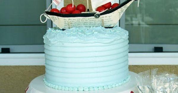 High Sea's Birthday (Boy Birthday Party Ideas}
