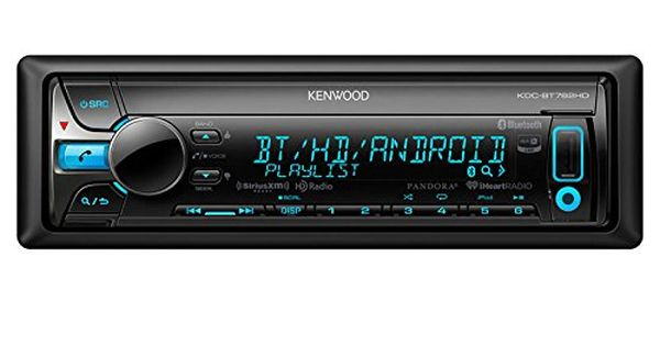 Kenwood Single Din In Dash Bluetooth Car Stereo Receiver Http Www Productsforautomotive Com Kenwood Single Di Bluetooth Car Stereo Car Stereo Kenwood Excelon
