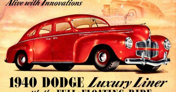 1940 dodge luxury liner 4 door sedan http www for 1940 dodge 4 door sedan