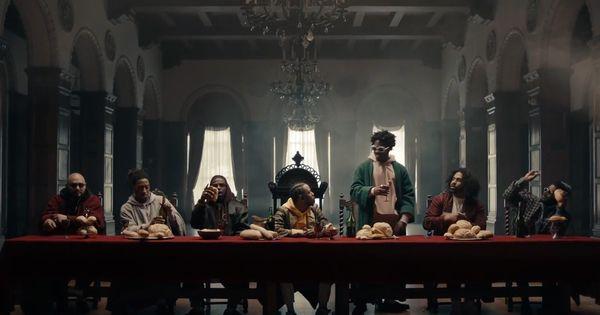 Video Review Kendrick Lamar Humble Kendrick Lamar Kendrick Lamar Music Video Kendrick Lamar Music