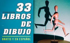 Pack 33 Libros De Dibujo En Espanol Digital Painting Photoshop Caricature Tutorial Book Art