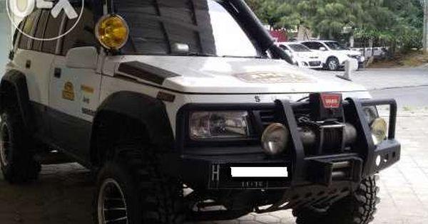Suzuki Vitara 4 4 92 93 Modif Off Road Klaten Mobil Murah Bekas