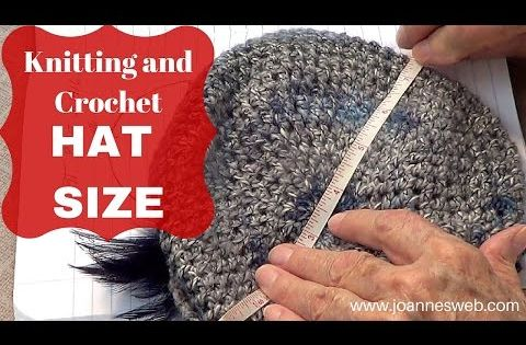 Knitting Calculators : How to knit a hat calculate size knitting and