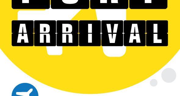 Airport Arrival – Sans-Serif Fonts