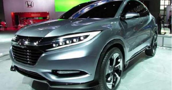 2016 Honda CRV new last version of popular compact SUV is ...