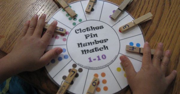 Great for teaching number sense