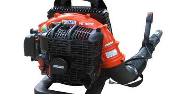 Echo Pb 500t Gas Backpack Blower Review 2015