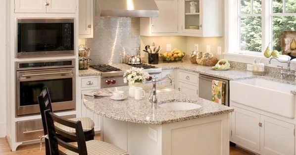 Small Island With Stools Custom Islands 11 Kitchen Pinterest Small Island Islands And