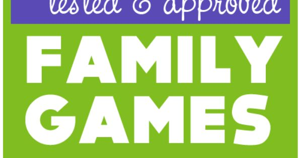 {10 Awesome Tested Approved Family Games} Perfect for Christmas shopping. We love