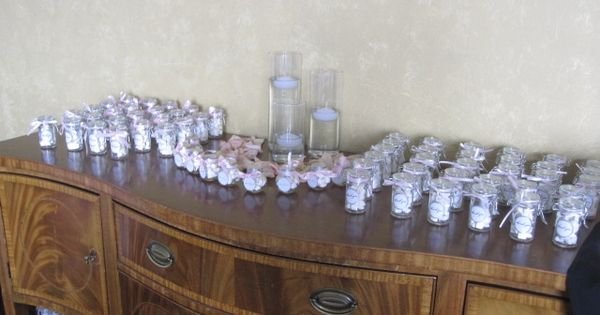 Wedding Shower Favor Ideas Diy : Favors Budget DIY Weddings Pinterest Wedding, Wedding ideas and ...