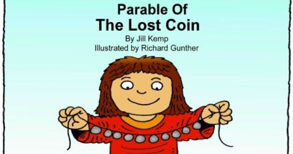 Story Book In Pdf Of The Parable Of The Lost Coin For Download