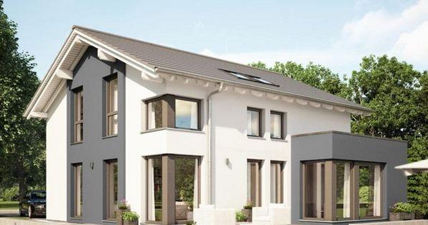 Evolution 143 V7 Bien Zenker Fertighaus Architektur Haus Design Fassade Haus Architektur