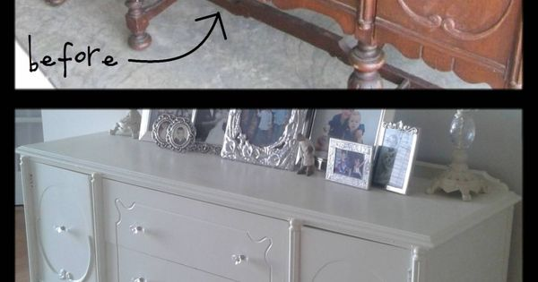 French Country China Cabinet Redo