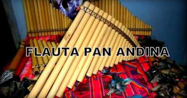 Hino Ccb Flauta Pam Andina Tocado Completo Pan Flute Youtube Flute