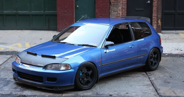Honda Civic Eg6 Spoon Cars Pinterest Honda Civic