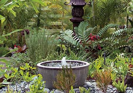 32 Inspiring Garden Fountains | Small Garden Ideas
