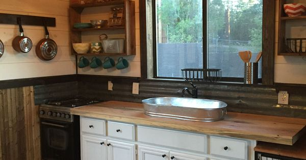 apron kitchen sink tiny homes silver creek portable buildings the 1322