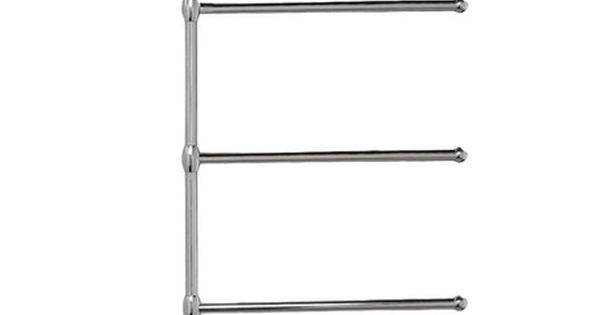 Found It At Wayfair 3 Arm Wall Mounted Towel Bar In