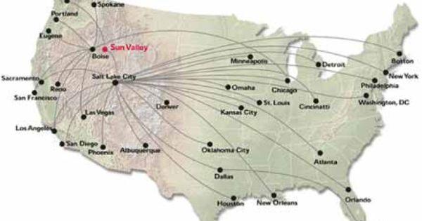 Flight Map Maps Pinterest - Us flight map