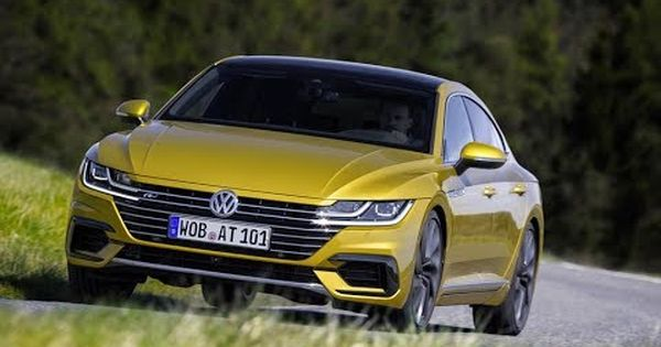 Volkswagen Arteon 2 0 Tsi 280 R Line 2017 Review Volkswagen Car Photos Car