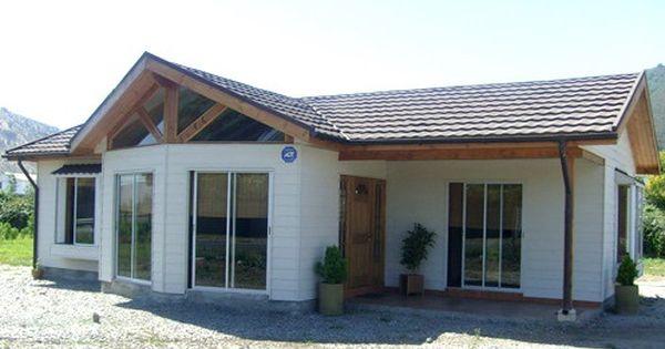 Casas prefabricadas chile buscar con google casas prefabricadas pinterest house and - In house casas prefabricadas ...
